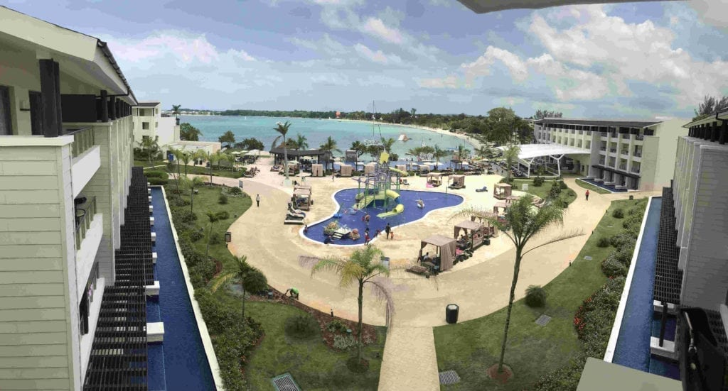Royalton Negril - Family Friendly Side of the Resort with Water Park