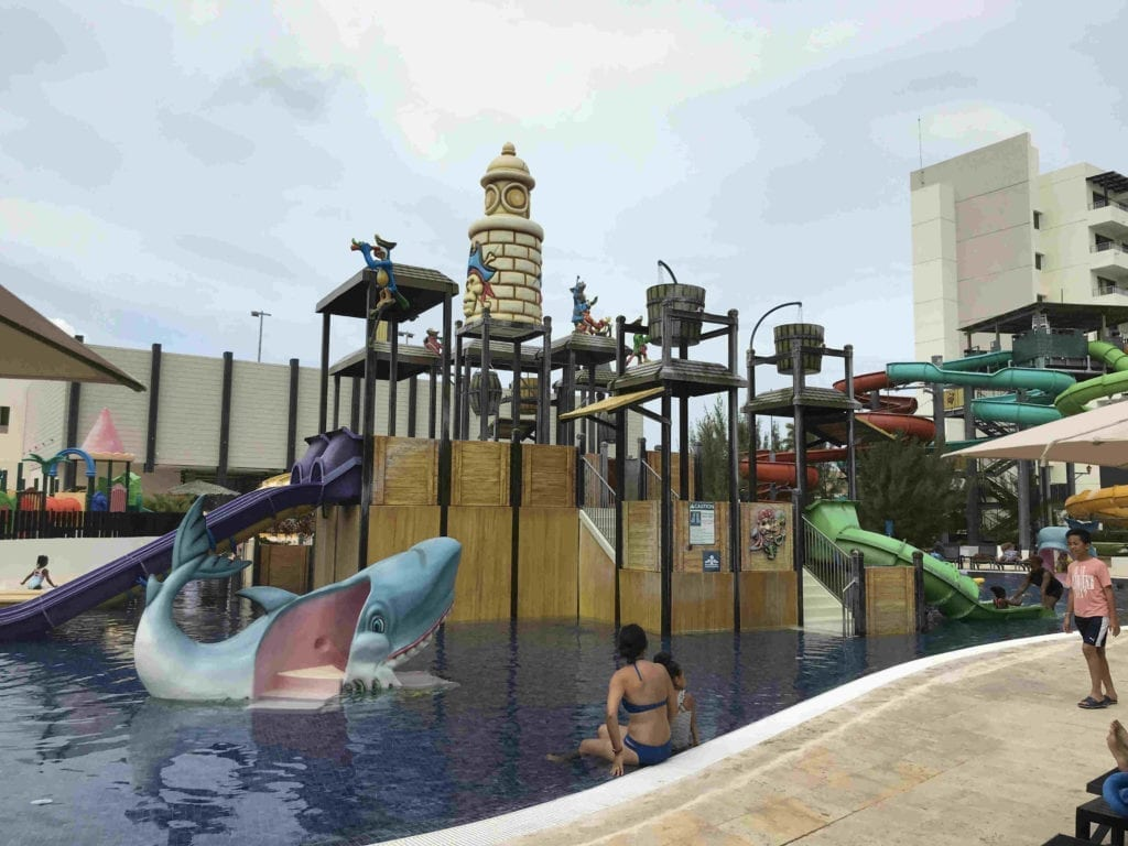 Water Park at Royalton Blue Waters and White Sands