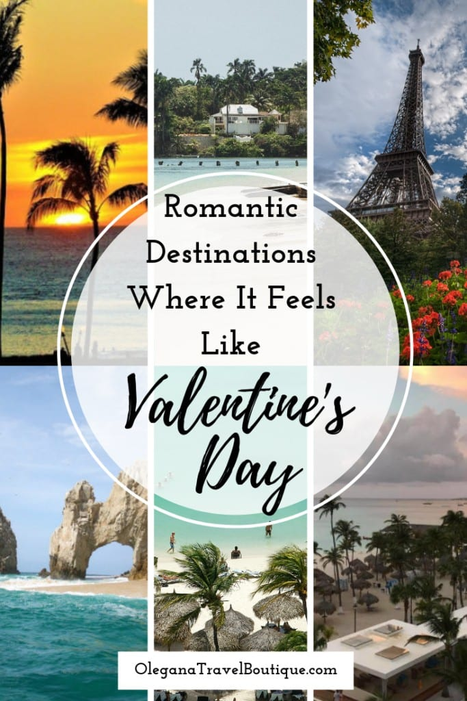 Romantic Destinations Where Every Day Feels Like A Valentine's Day