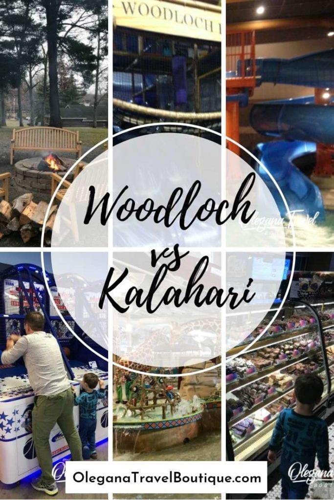 Woodloch vs Kalahari – The Best Poconos Resorts For Your Weekend Getaway