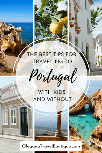 The Best Tips For Traveling To Portugal With Kids (and Without)