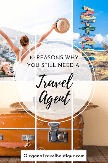 With an increasing number of do-it-yourself online travel planning tools, do you really still need a travel agent? Here are 10 reasons why!