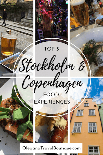 3 Finger Licking Foodie Experiences in Stockholm and Copenhagen