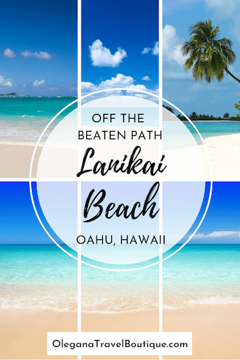 Off The Beaten Path in Oahu – Lanikai Beach