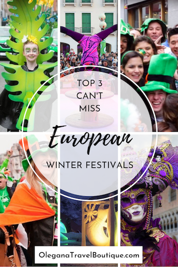 Top 3 Can't Miss Winter Festivals in Europe