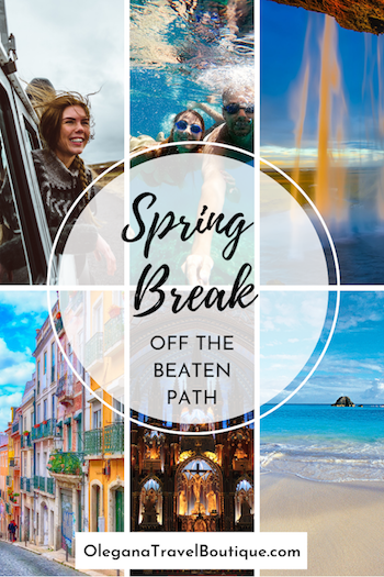 Where To Spend Your Spring Break Off-The-Beaten Path