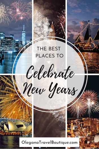 Best Places To Celebrate New Years Around The World