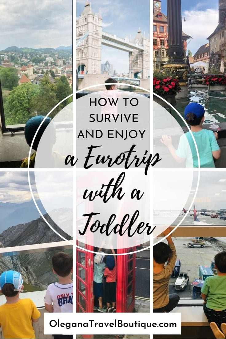 Traveling With Kids at Any Age: 10 Tips for Stress-Free Vacations (or How to Survive a Eurotrip With Two Toddlers)