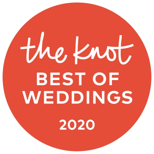 The Knot Best Of Weddings 2020 Logo