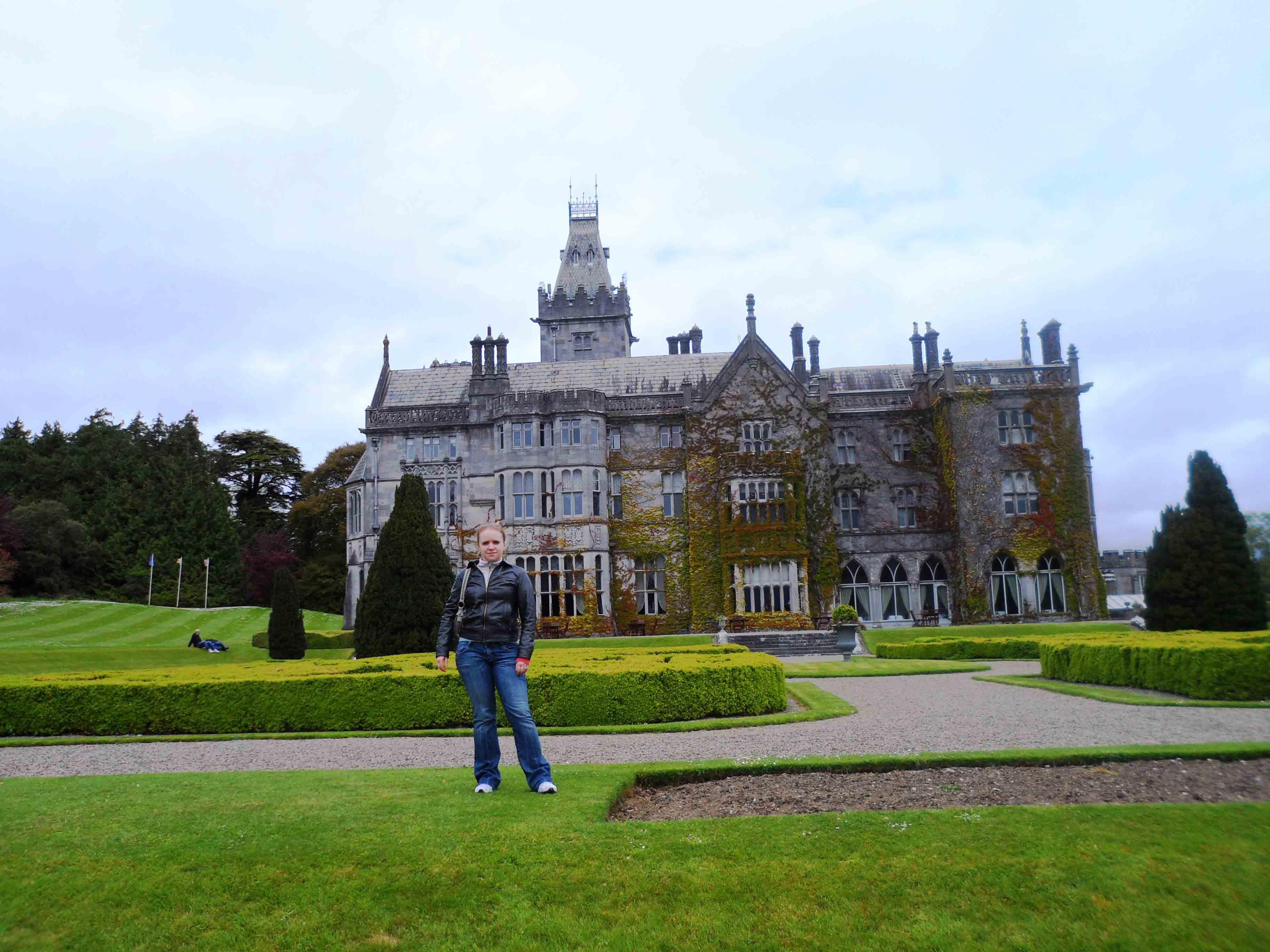 Adare Manor, Luxury Castle Hotel in Ireland
