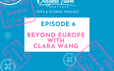Podcast Episode:006 | Beyond Europe with Clara Wang