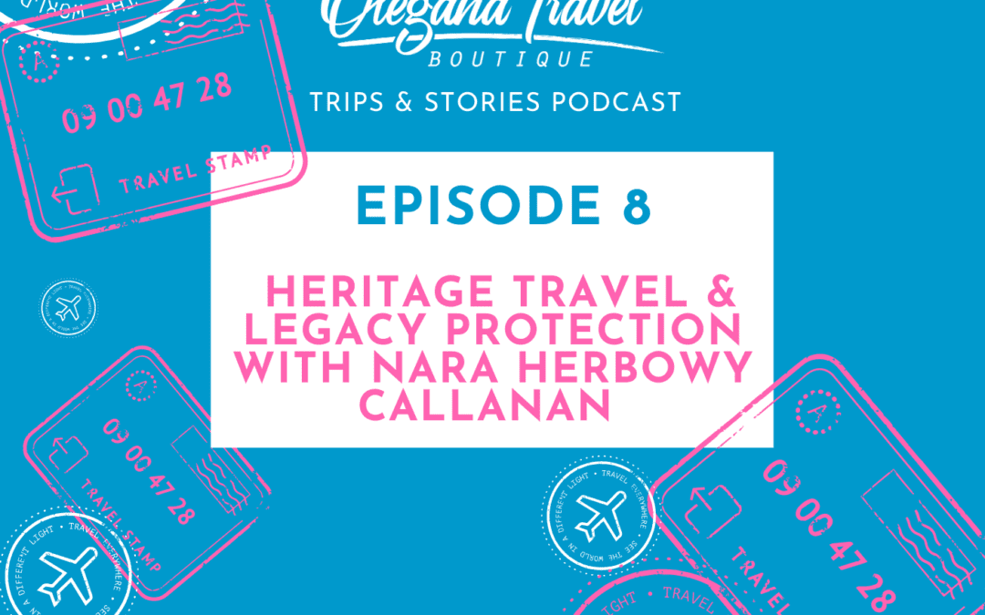 Heritage travel through Russia and Ukraine and discovering your roots through travel with Nara Herbowy Callanan.