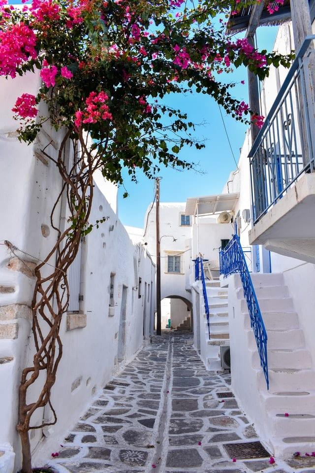 Greek Island Hoping Off-The-Beaten-Path Itinerary - Paros, Greece