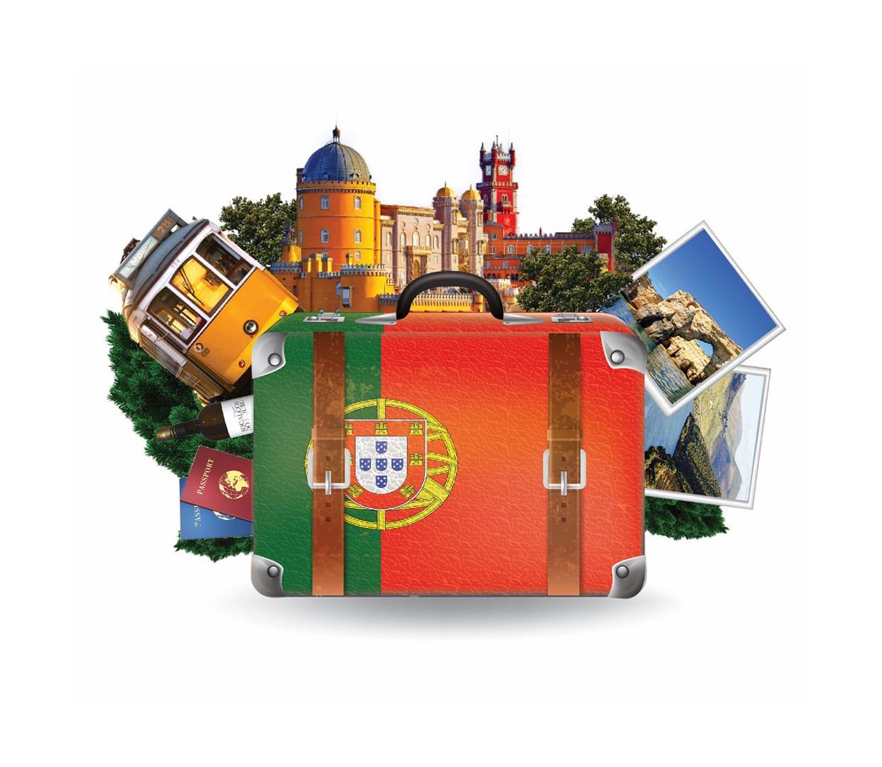 Portugal Illustration