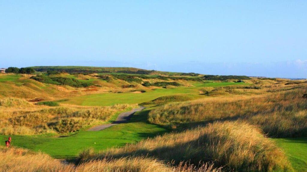 Murcar Links Golf Club - the best golf clubs and whisky in Aberdeenshire Scotland