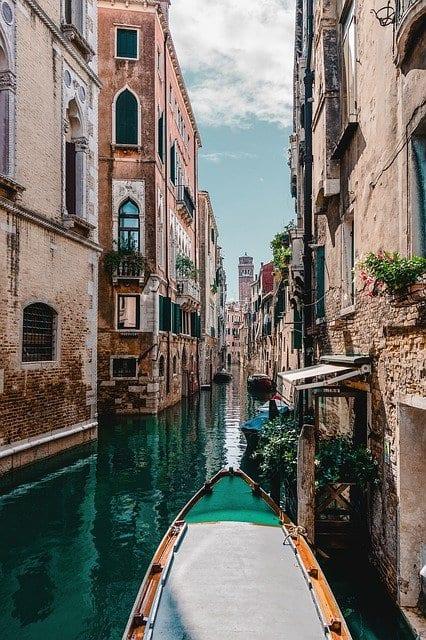 Private Venetian Villa Itinerary