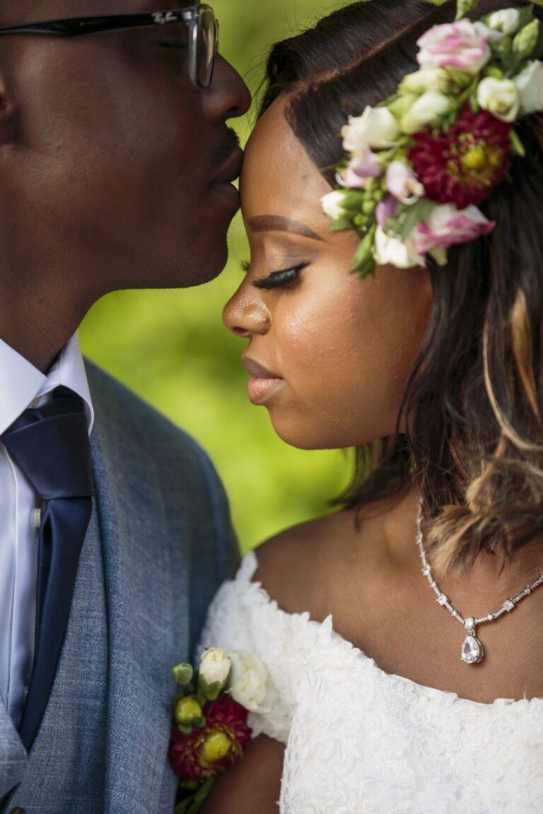 Intimate Outdoor Wedding in Toronto