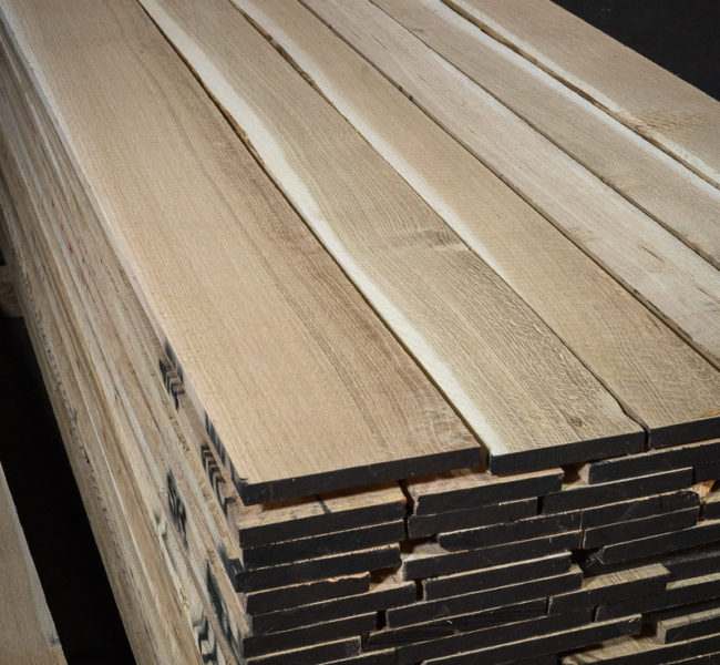 Frank Miller Lumber - lumber species - quartersawn bundle
