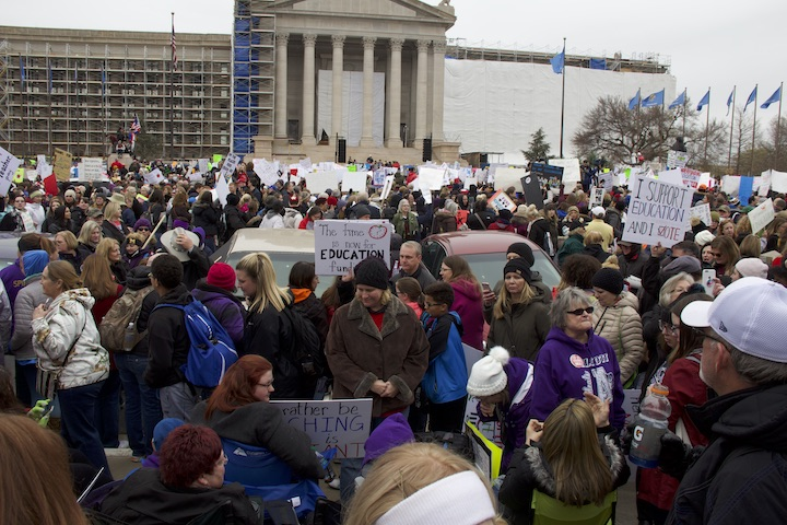 Liberate Oklahoma from Public Sector Union Domination