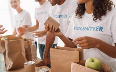 Looking for More Happiness? Try Volunteering