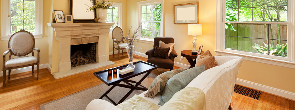 Inviting Living Areas