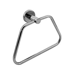 Towel Ring – Bathroom Towel Holder – Stainless Steel Towel/Napkin Ring – Calibo (Chrome Finish)