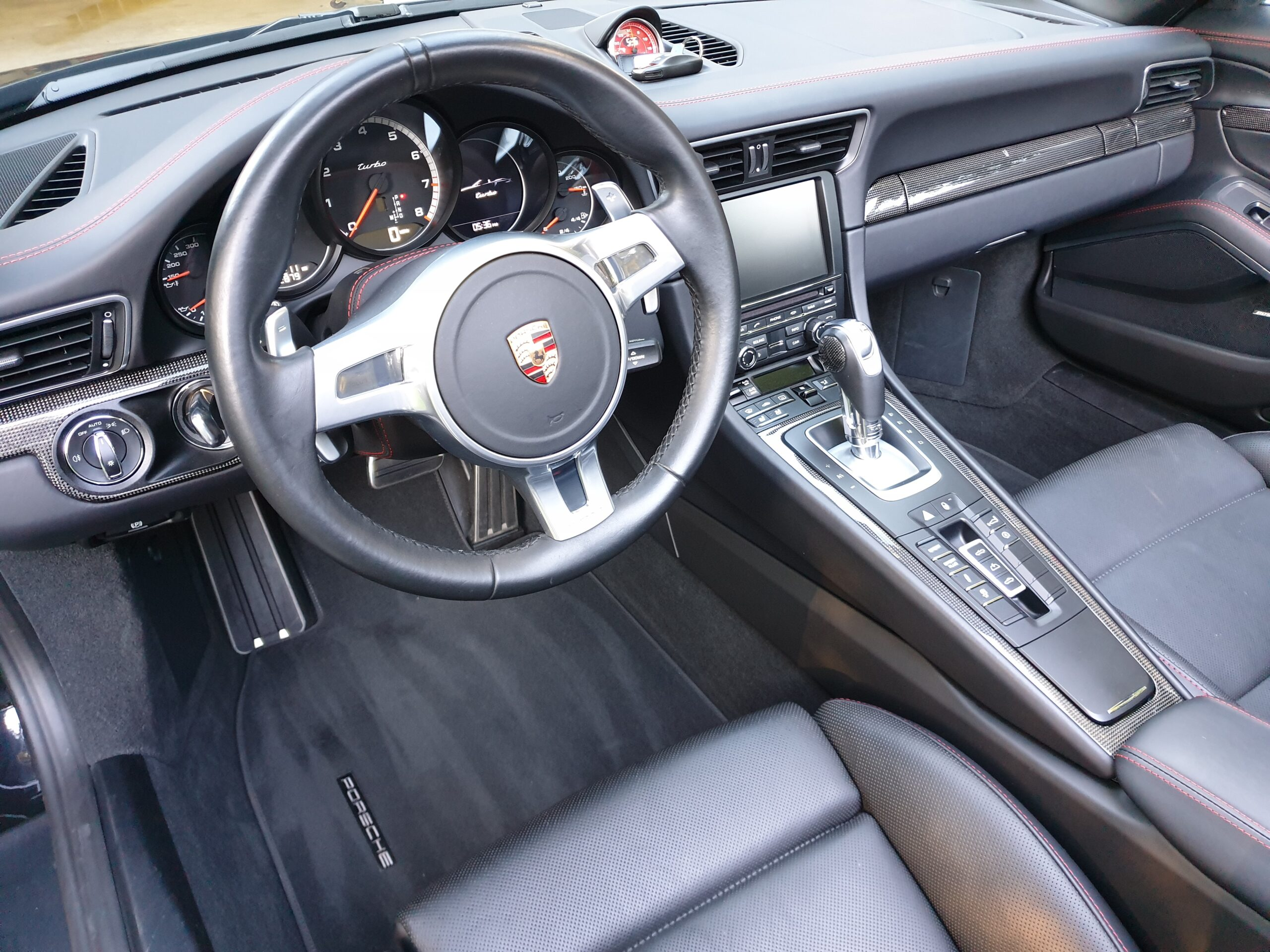 interior cleaning detailing