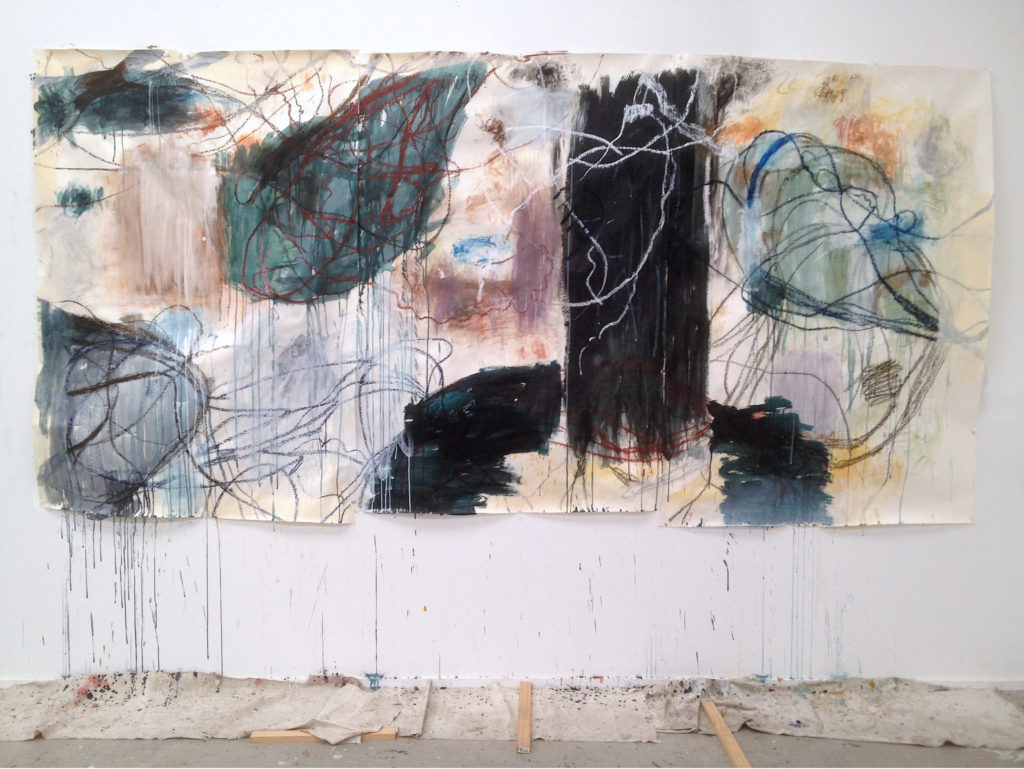 """That Which Would Perish, 50""""x100"""""""