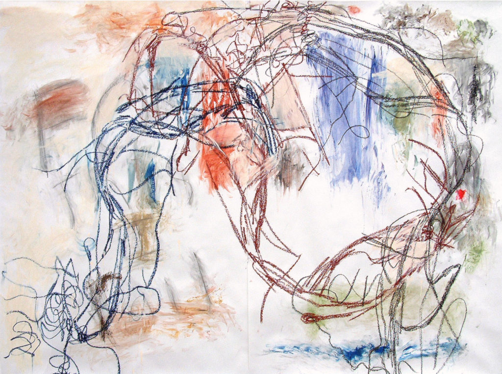 """For This, 48""""x60"""""""