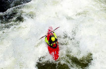 Rules for great whitewater etiquette. Credit Hannah Griffin.