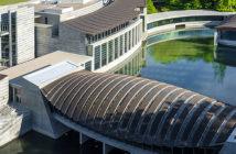 The Museum of American Art at Bentonville Arkansas.