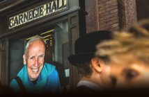 Hundreds of people gathered at Carnegie Hall on Monday afternoon to honor the photographer Bill Cunningham. Credit George Etheredge for The New York Times