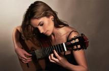 Ana Vidovic, guitar Concert.