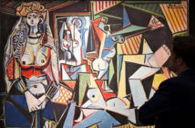 Art Auctions smash price records.