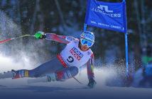 Ski Alpine greats Miller