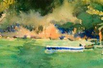 Watercolor - Image Credit an All rights: Michael Reardon.