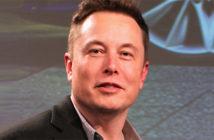 Elon Musk from Tesla Company