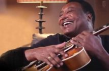 George Benson and the Jazz Master guitars. Image Credit: Heritage Auctions.