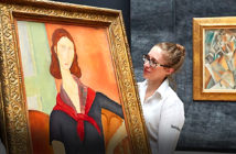 After Brexit sales of works of art at auction slumped between January and August 2016