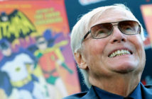 NEW YORK, NY - OCTOBER 06: Actor Adam West attends the Batman: Return of the Caped Crusaders Press Room at New York Comic-Con - Day 1 at Jacob Javits Center on October 6, 2016 in New York City. Image Credit: Mike Coppola - Getty Images.
