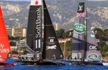 Bermuda - America's Cup epic days on the water. Image Credit, America's Cup, 2017.