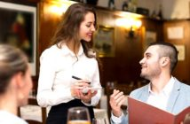 The Best-Paying Places for Waiters in America. Image Credit: Shutterstock.