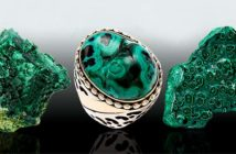 Malachite, the mirror of the soul. Image Credit: Heritage Auctions.