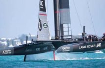 America's Cup 2017 - Image Credit: Getty Images for BBC Sport News.