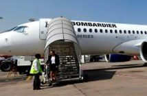 Bombardier. . The International Trade Commission ruled that the US government cannot impose crippling tariffs on imports of C Series jets, the wings for which are made in BelfastADNAN ABIDI/REUTERS