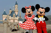 Walt Disney's empire seeks to gain size to compete with technological giants.