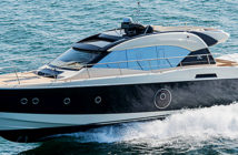 Monte Carlo 6S: the luxury of the hand of Beneteau.