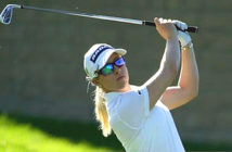 Jodi Ewart Shadoff and Charley Hull in contention. Image Credit: Getty Images, 2018.