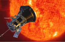 The Parker Solar Probe proach of history to the Sun.