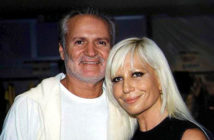 Donatella Versace has survived the murder of her brother - Gianni and Donatella Versace Rex / Shutterstock.